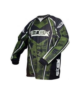 Bluza Eclipse E-Tek Jersey Jungle-0