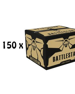150 Bile de paintball Bang! BattleStar-0