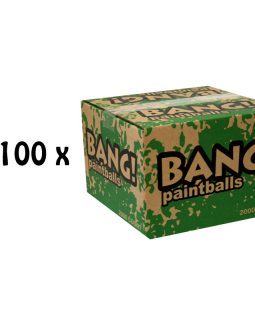 100 Bile de paintball Bang! Field-0